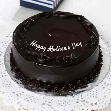 Mothers Day Chocolate Truffle Cake