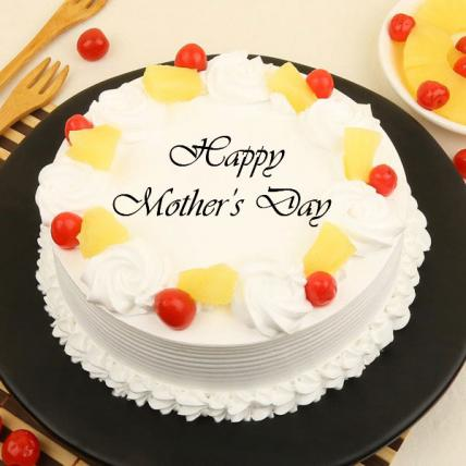 Mothers Day Pineapple Cake