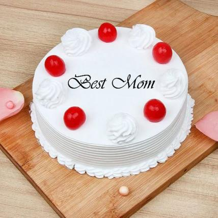 Best Mom Fresh Vanilla Cake