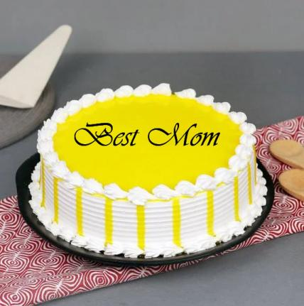 Best Mom Butterscotch Cake