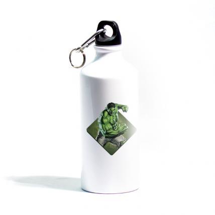 Hulk Metallic  Sipper