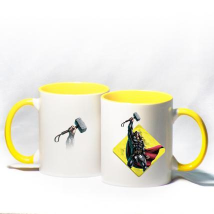 Thor Yellow Mug