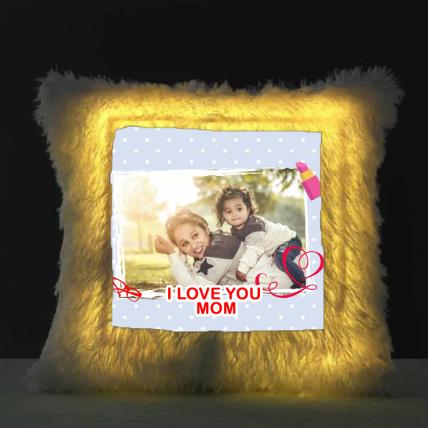 Mothers Day LED Cushion