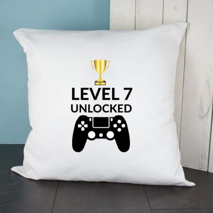 Personalised Cushion for Game Lovers