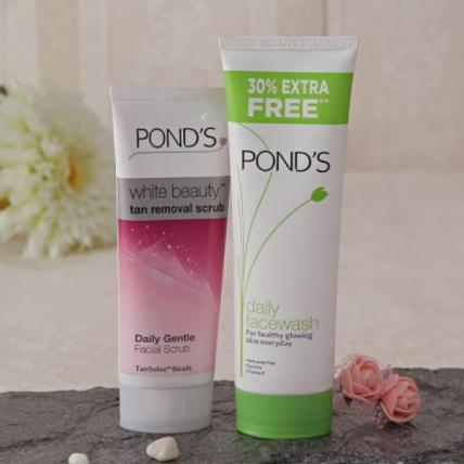 Ponds Face Beauty Combo