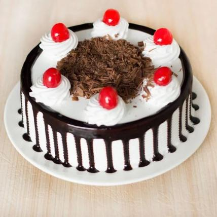Fathers Day Black Forest Cake