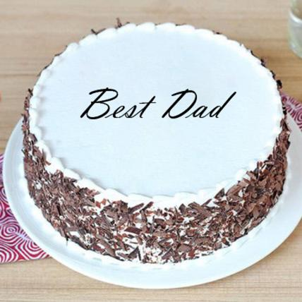 Best Dad Blackforest Cake