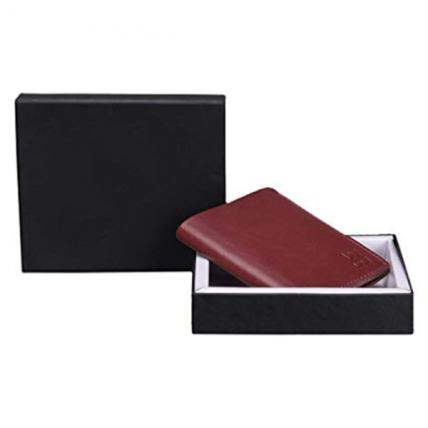 Men's Wallet - Maroon Colour