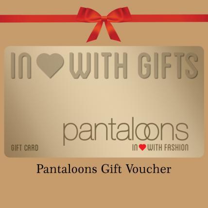 Pantaloons Gift Voucher