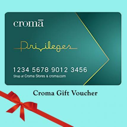 Croma Gift Voucher
