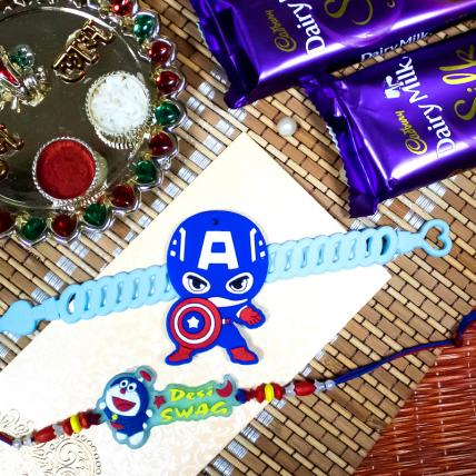 Kids Special Rakhi Set
