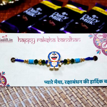 Doraemon Kids Rakhi