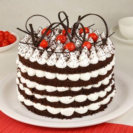 Exclusive Black Velvet Cake
