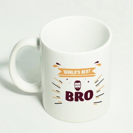Worlds Best Bro Mug