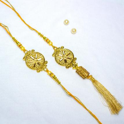 Premium Golden Lumba Set