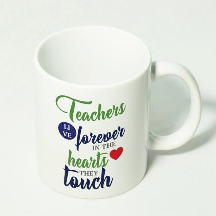 Forever Teacher Mug