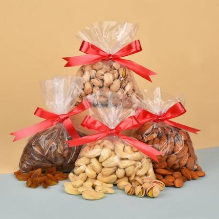 4 in 1 Dry Fruit Combo