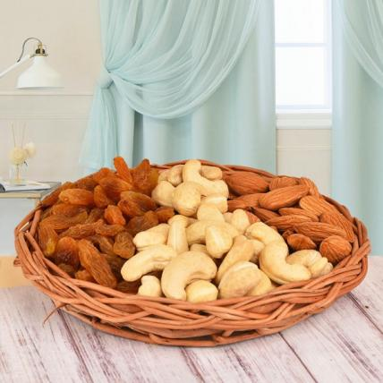 3 in 1 Dry Fruit Basket