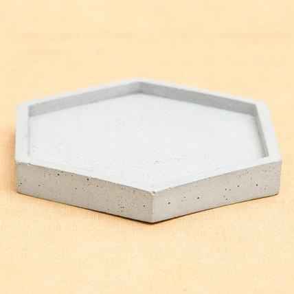 Hexagonal Concrete Plate