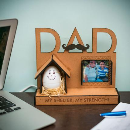 Dad My Shelter