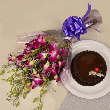 Orchid Special 4 you Choco Combo