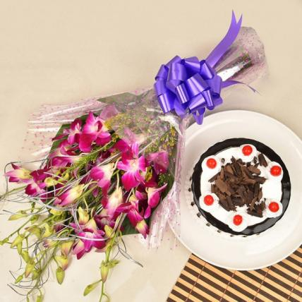 Orchid Special 4 you & me Combo