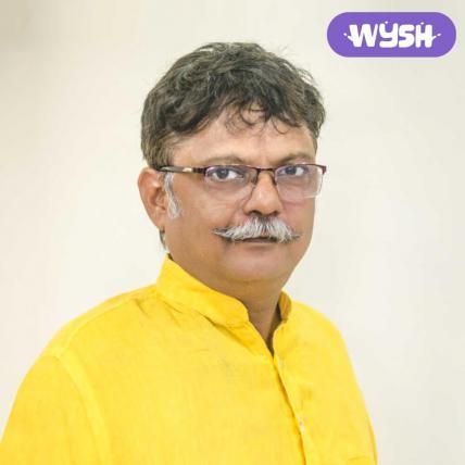Celebrity Greeting by Atul Srivastava