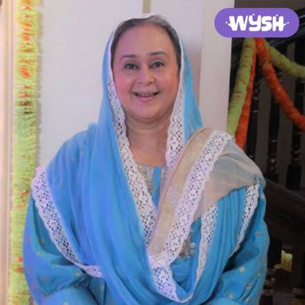 Farida Dadi Video Greeting
