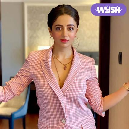 Neha Pendse Video Greeting