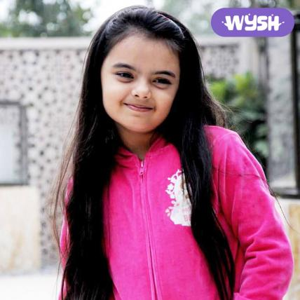 Ruhanika Dhawan Video Greeting