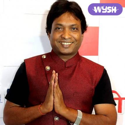 Sunil Pal Video Greeting