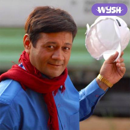Junior Dev Anand Video Greeting