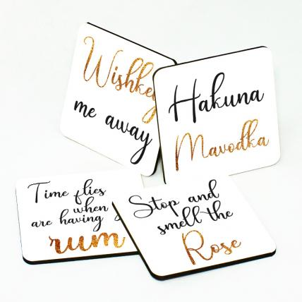 Cool Beverages Coasters
