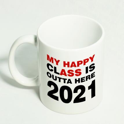 My Happy Year Mug