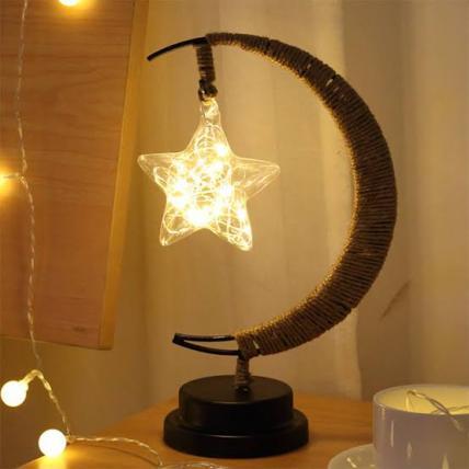 LED Star Night Light Lamp