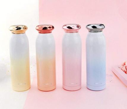 Diamond Vacuum Flask Bottle