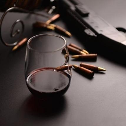 Bullet Whisky Glass ( Set of 2 )