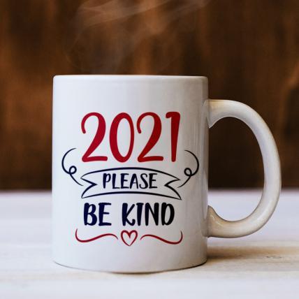 New Year Be Kind Mug