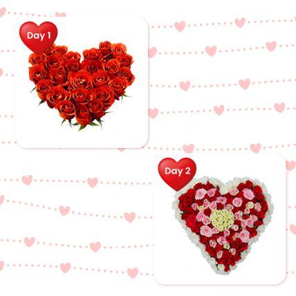 Valentine 2 Day Heart Serenade
