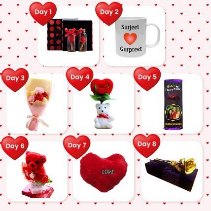 Valentine Serenade- Chota Pyar Badi Khushi