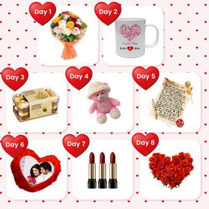 Valentine Week Serenade For Her