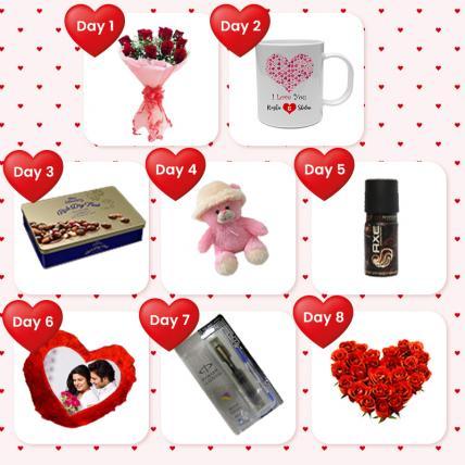 Valentine Week Love for Him Serenade