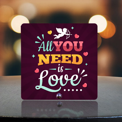 All You Need Is Love Tile