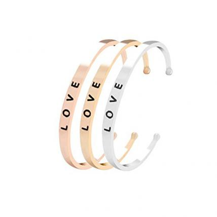 Valentine I Love you Bracelet