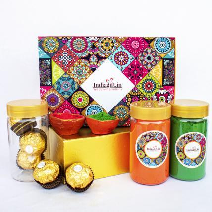 Rangeen Choco Celebration Box