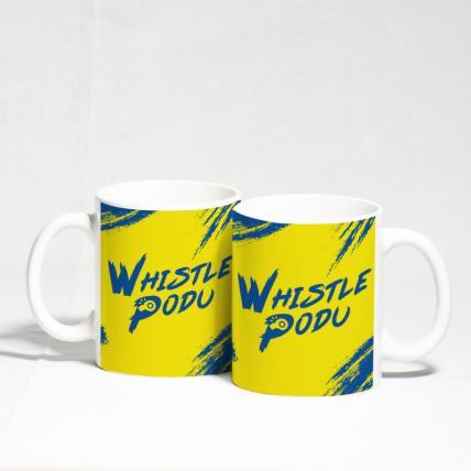 Whistle Podu Mug