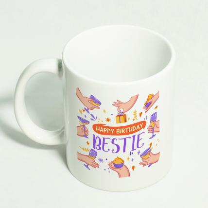 Special Friend Birthday Mug