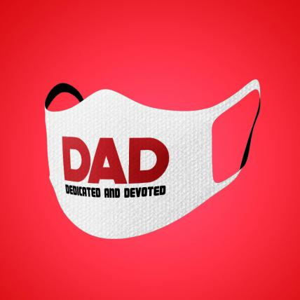 Best Father Mask Adult