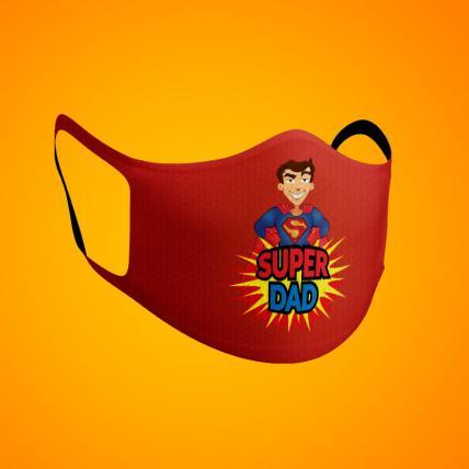 Super Dad Mask Adult