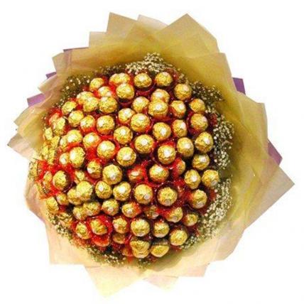 Extra Premium Forrero Chocolate Bouquet